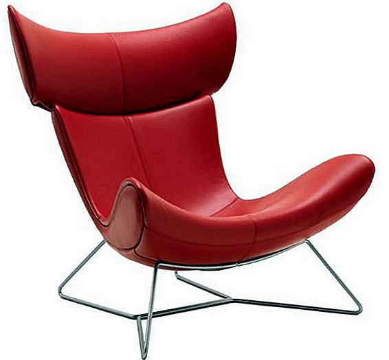 Chic Imola Red Chair